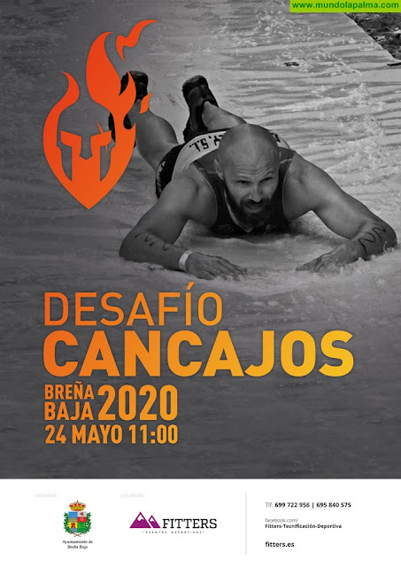 "Desafío Cancajos ""Isla de La Palma"" 2020"
