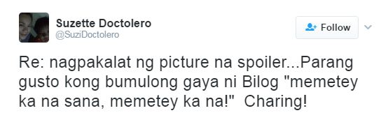 "SHOCKING! Encantandia Head Writer to Person Who Leaked Encantadia Taping Photos: ""Memetey Ka Na Sana, Memetey Ka Na!"""
