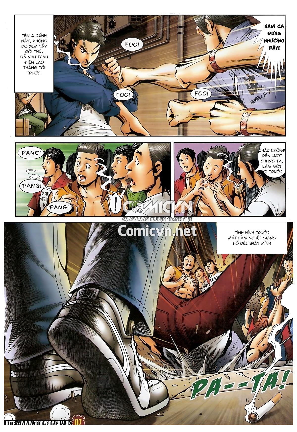 Người Trong Giang Hồ - Chapter 1548: Cha con ra trận - Pic 6