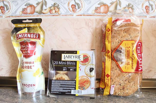 Caja degustabox de comida julio