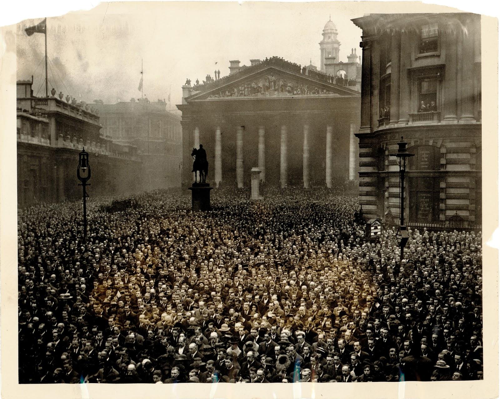 Ancestral Discoveries: 1921 Armistice Day Commemoration