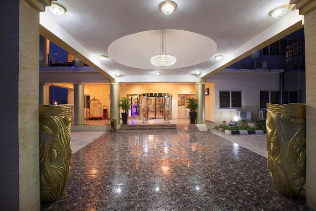 Inside Patience Jonathan's N10 Billion Aridolf Resort Wellness & Spa