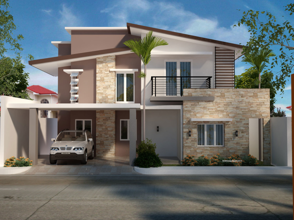 Beautiful House Designs To Choose From
