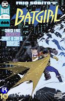 DC Renascimento: Batgirl #19