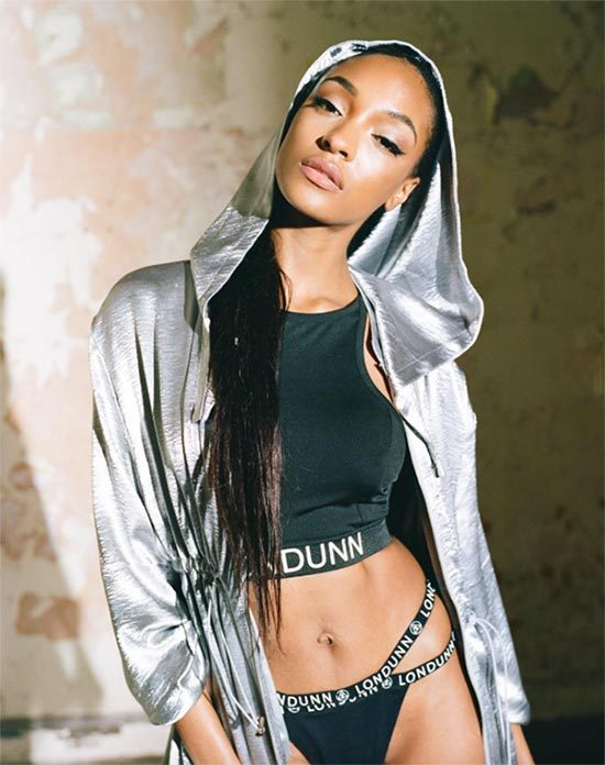 Jourdan Dunn Teams Up With Missguided on an Athleisure Collection