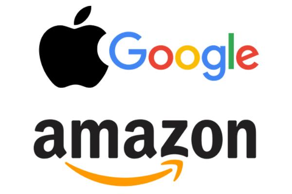 أمازون تزيح آبل وجوجل وفيسبوك من الصدارة