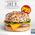 Army Navy Joe's Cheeseburger for only P99