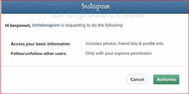 Cara Mengetahui Orang Yang Unfollow Akun Instagram Anda tanpa aplikasi