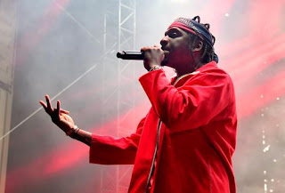 """Crowd Chants """"Fuck Drake"""" During Pusha T's Set At Governor's Ball"""