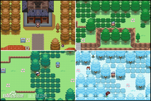 Pokemon Seasons