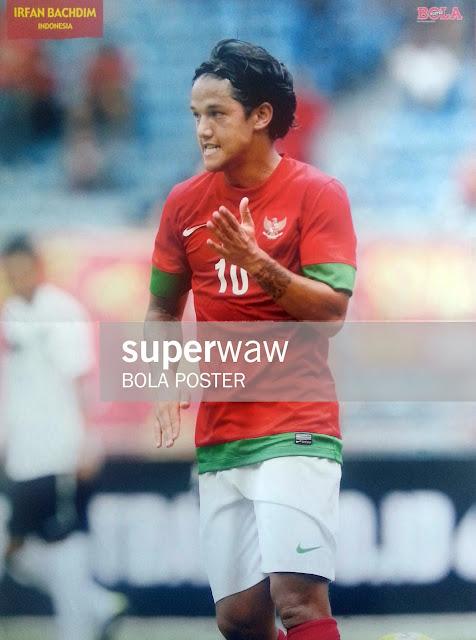 Irfan Bachdim Indonesia 2012