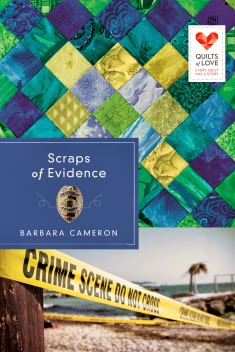 Review - Scraps Of Evidence by Barabra Cameron