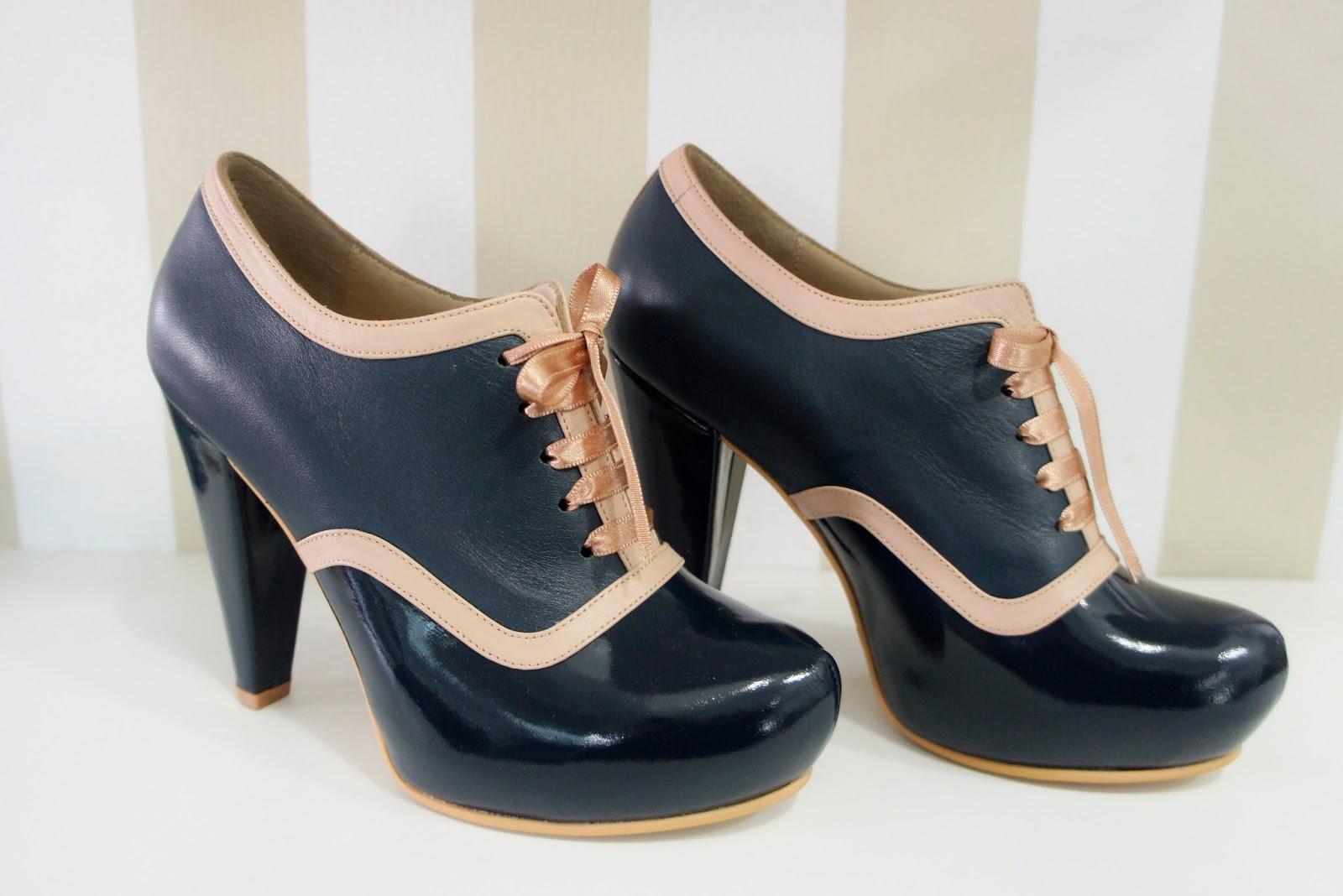 Lana Bang - Zapatos de Diseño, oxfords