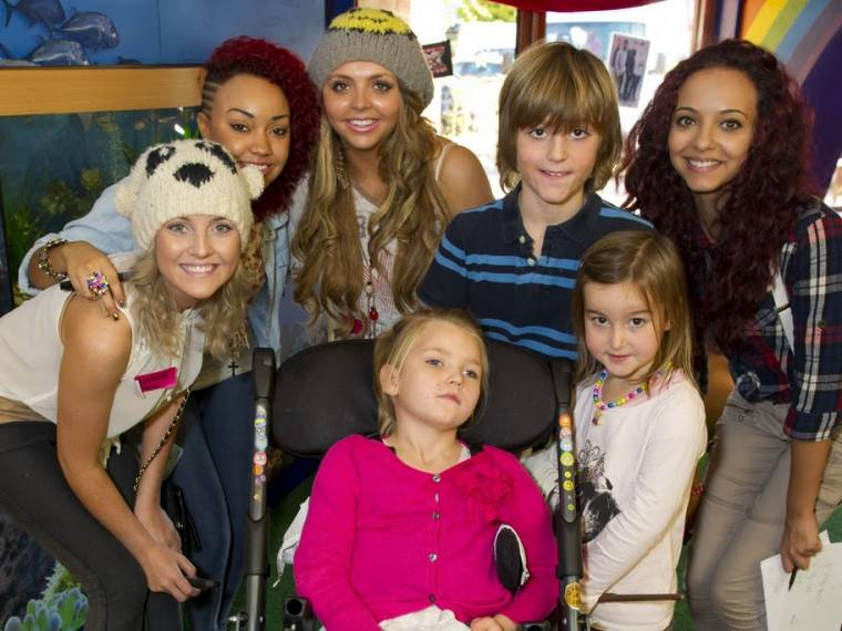 Together for Short Lives And The X Factor Charity Single