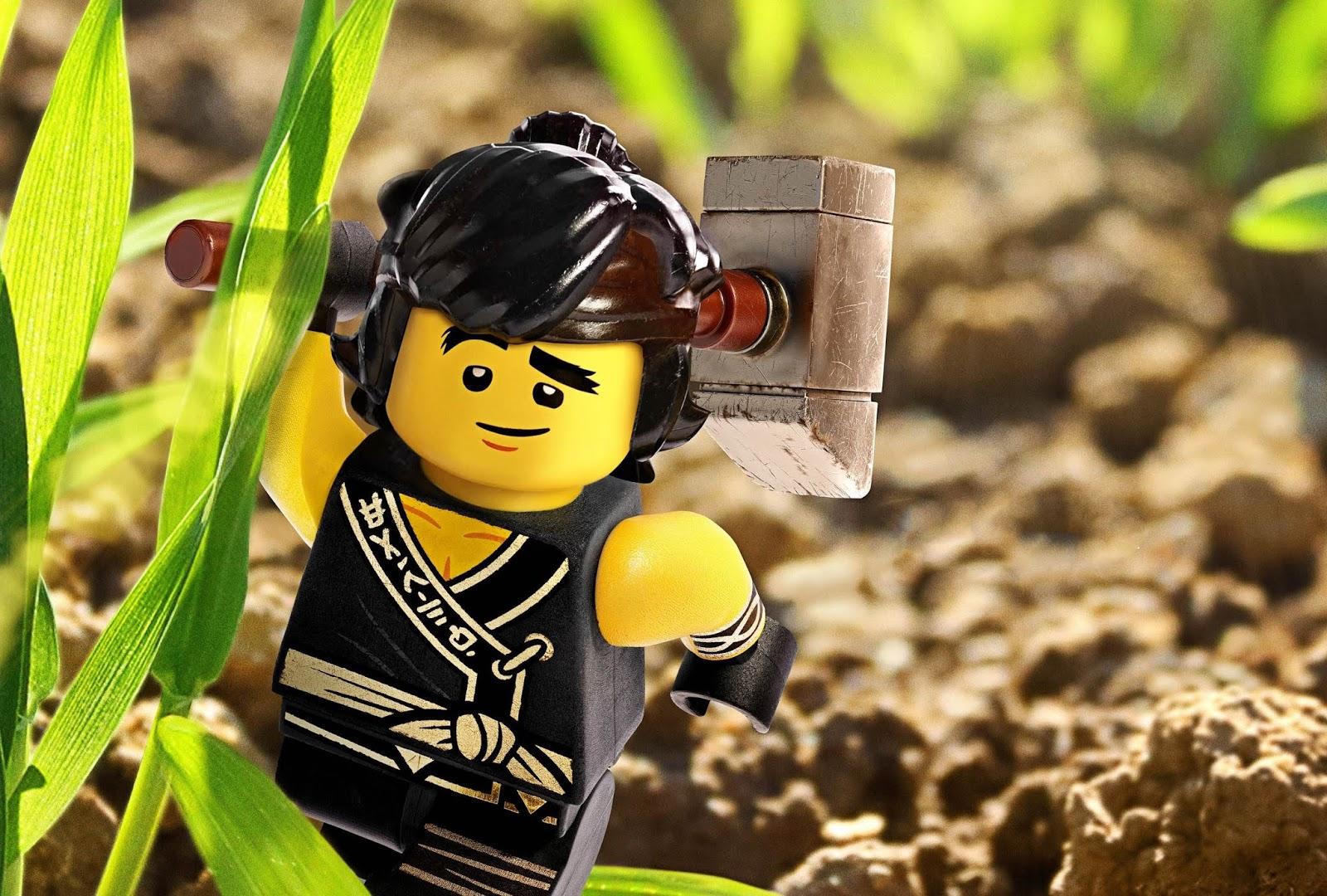 53 The Lego Ninjago Movie Wallpaper   WallpaperCarax