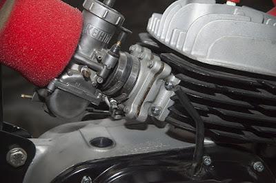 Bultaco Pursang MK15 motor