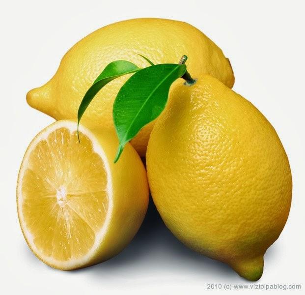 Az egészség egyik forrása: A citrom