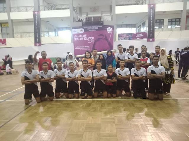 Hebat...Tim Voli SMK Pancasila Purwodadi Juara 1 Tingkat Jawa Tengah!