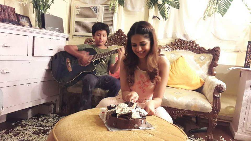 Jennifer Winget spends 32nd birthday party with rumored ...