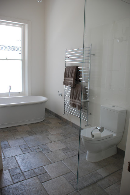 Adelaide Villa Before And After Family Bathroom
