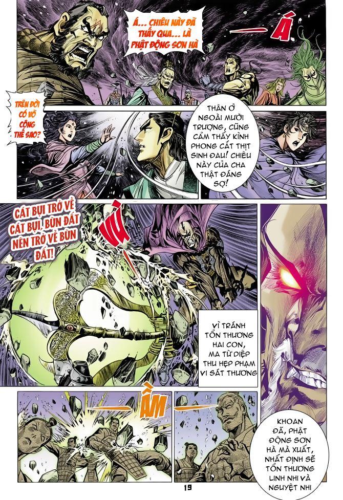 Đại Đường Uy Long chapter 56 trang 19