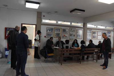 (5η Εθελοντική Αιμοδοσία) από τους καθηγητές της ΕΛΜΕ Πιερίας