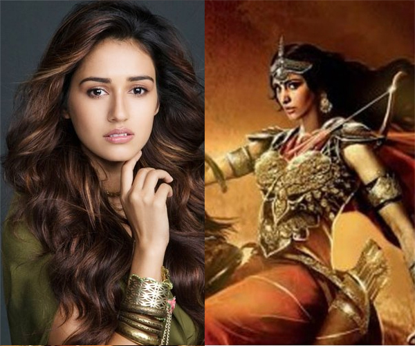 disha-patani-replaces-shruti-haasan-in-sangamithra