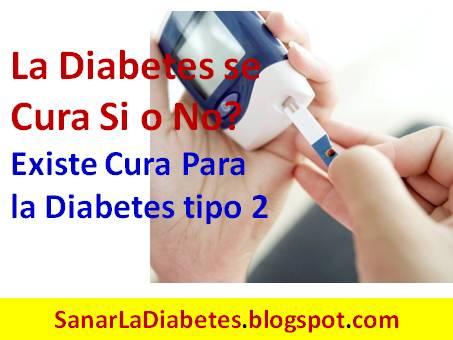 La Diabetes se Cura Si o No: Existe Cura Para la Diabetes