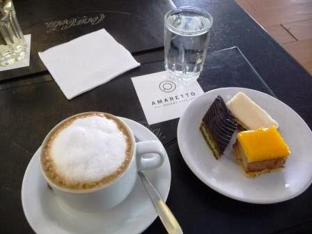 Amaretto Bakery Café