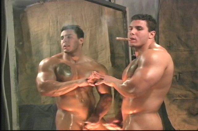 Gauge gay muscle sex with all the footage 8