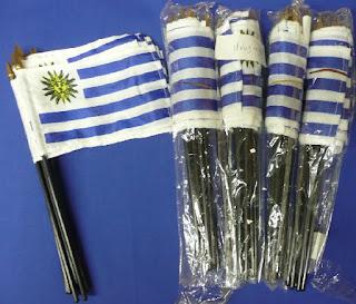 Canción a la bandera uruguaya (Un dulce sentimiento - Daniel Deniesse)