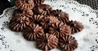 Resep Dan Cara Membuat Kue Semprit Coklat Sederhana