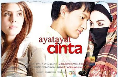 Download film Ayat-ayat Cinta Full Movie Indonesia Bluray (2008)
