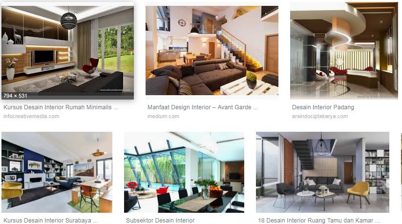 Follow Akun ig Instagram Belajar Desain Interior & Rumah Database