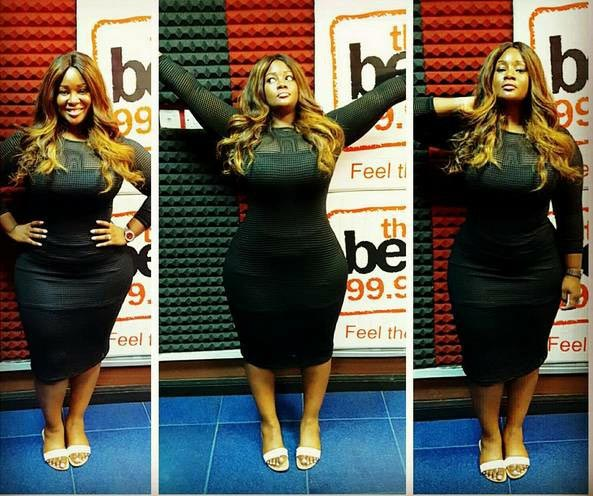 Toolz Oniru flaunts her dangerous curves in new photos