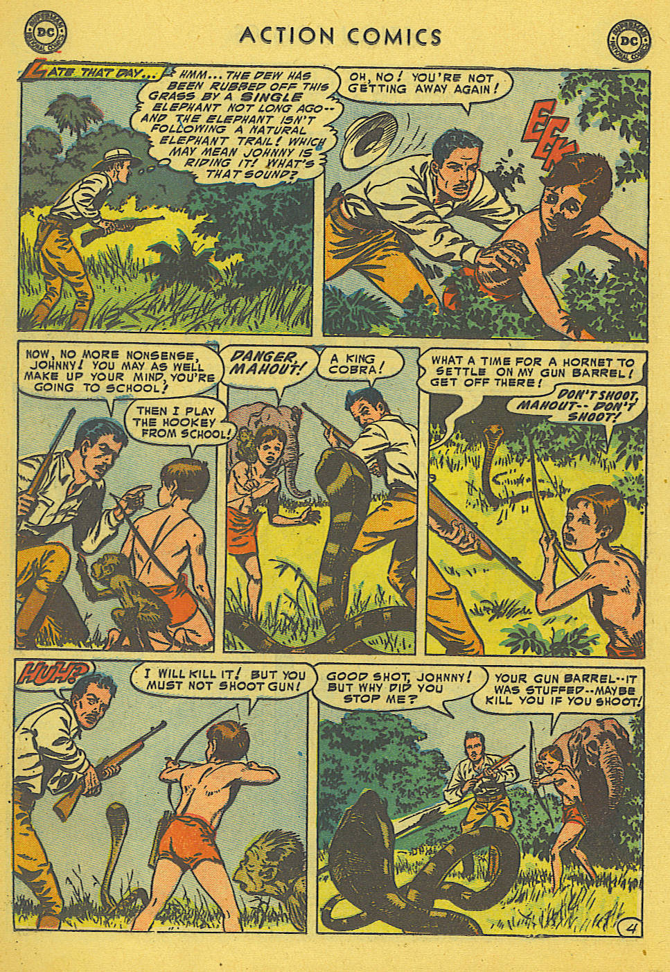 Action Comics (1938) 191 Page 19