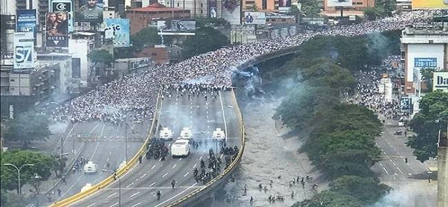protestas_Venezuela