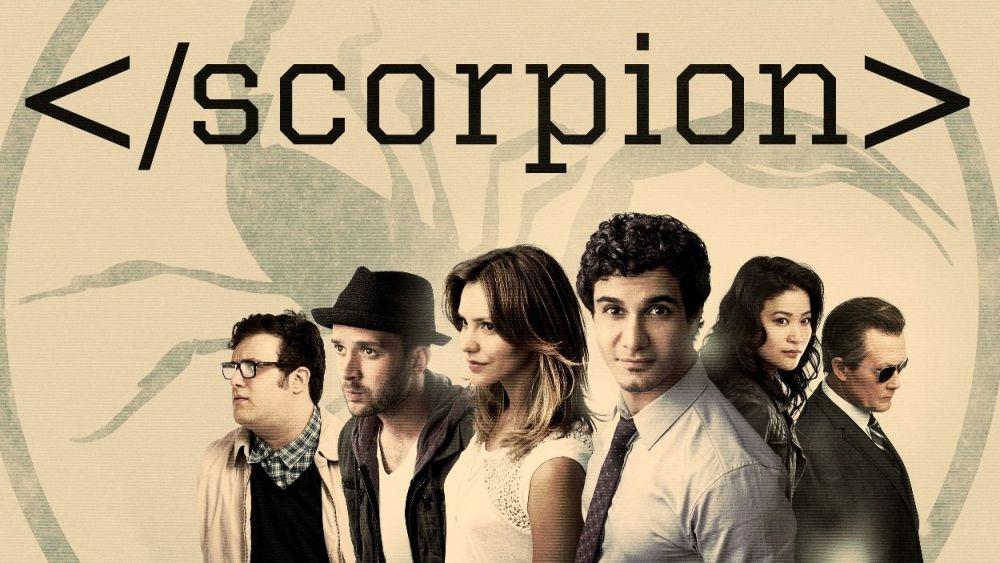 Scorpion Säsong 3 Netflix