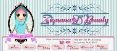 Tempahan Design Blog: ZIQNANA D'BEAUTY