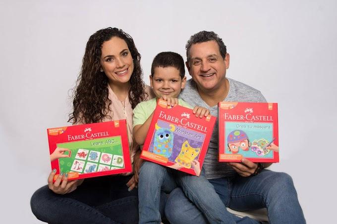 Faber-Castell presenta su nueva línea de productos para la familia