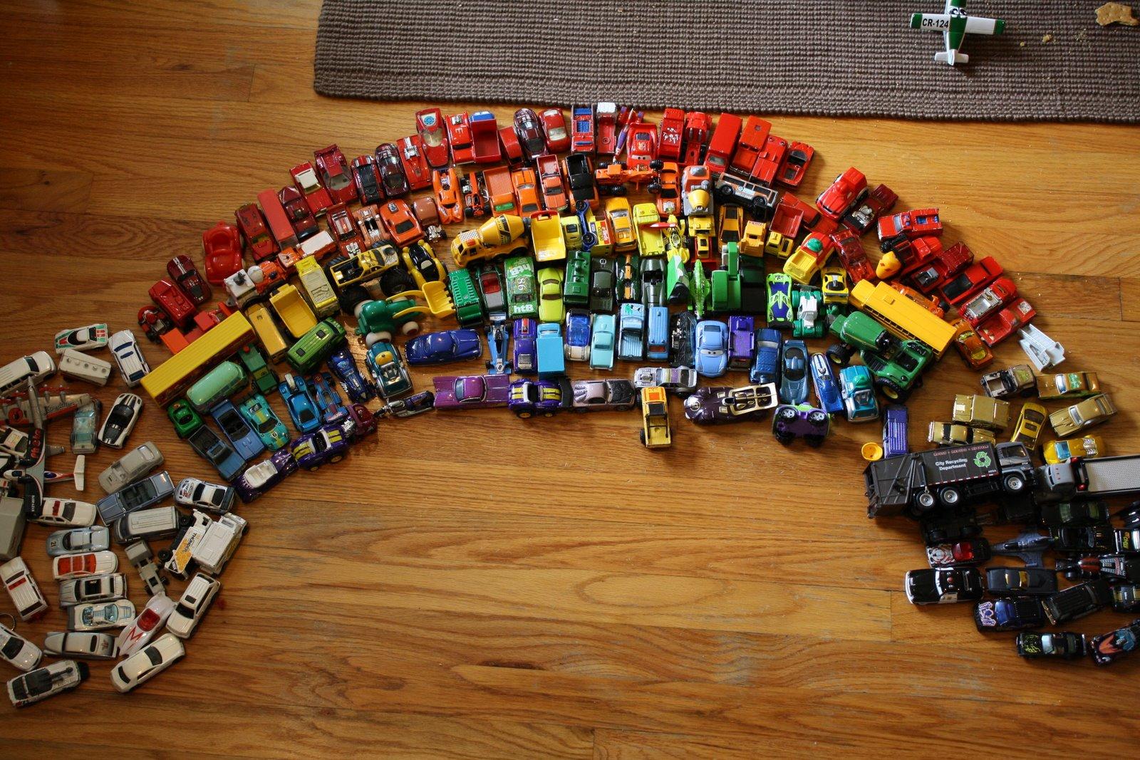 La De Dah Kids: MATCHBOX CARS