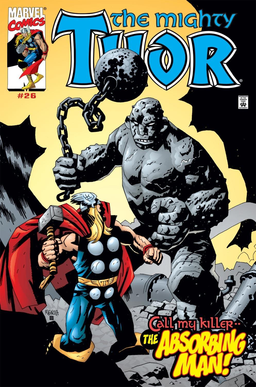 Thor (1998) Issue #26 #27 - English 1