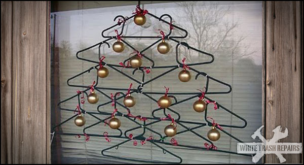 how to recycle 15 christmas decorations on a budget