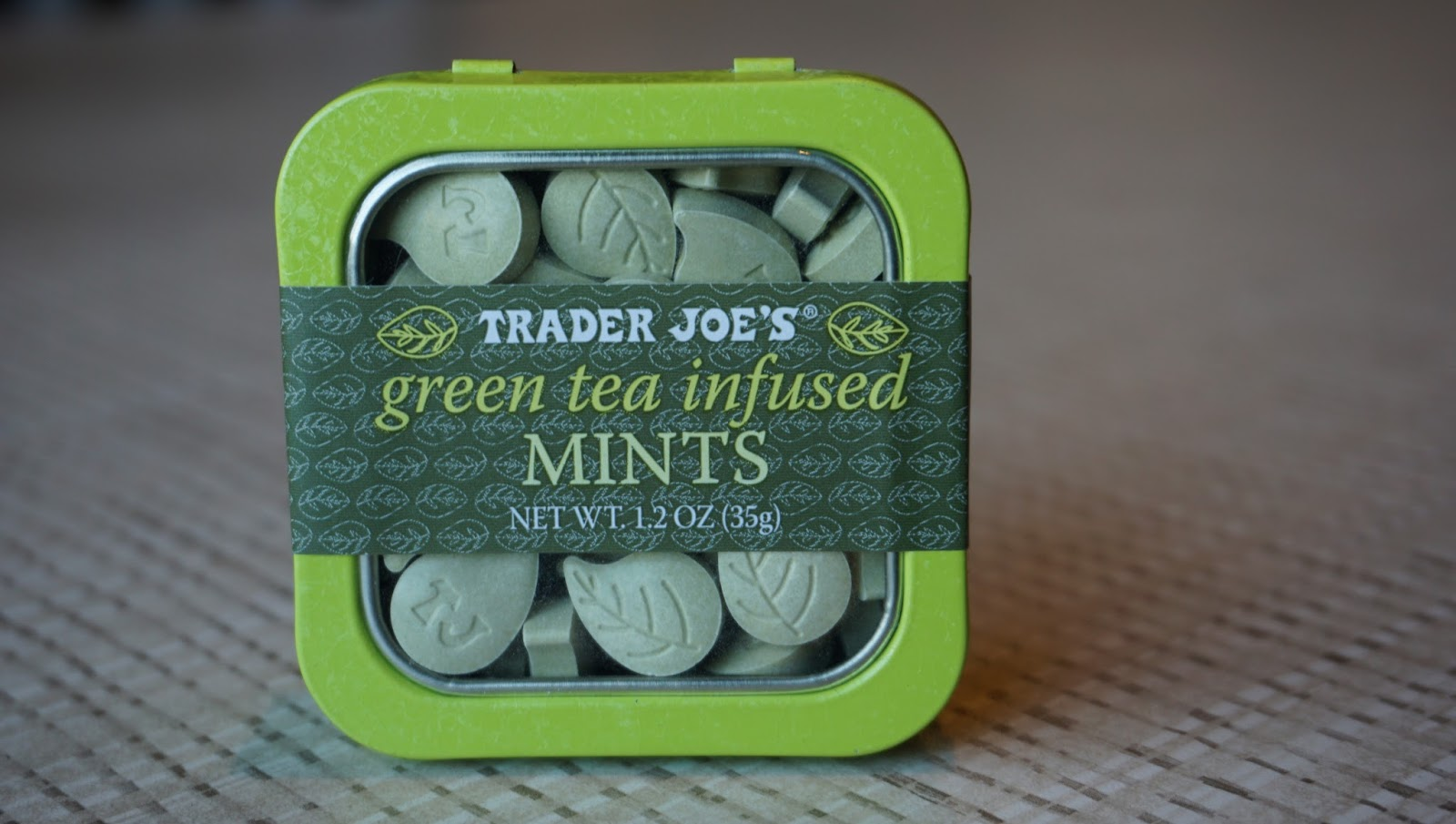 Forget Peppermint Or Winterfresh, It's All About Green Tea Fresh Breath!