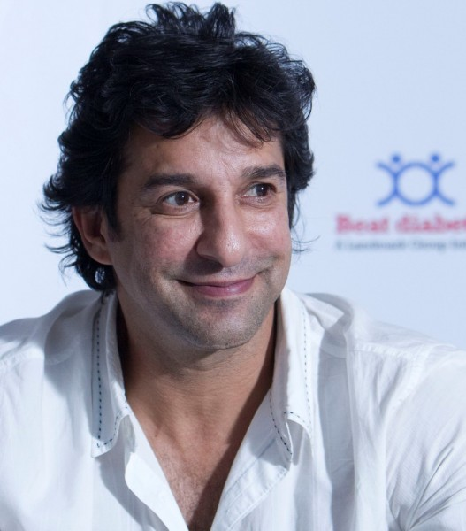 Sports: Wasim Akram Wallpaper