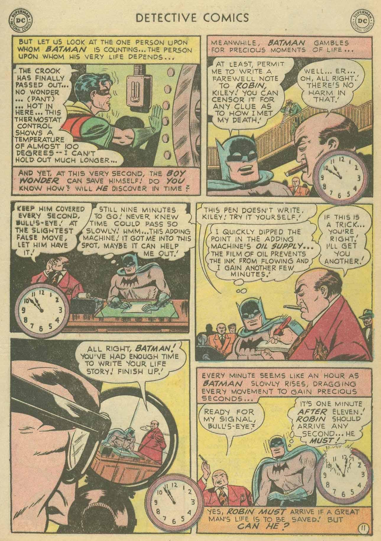 Detective Comics (1937) 175 Page 12