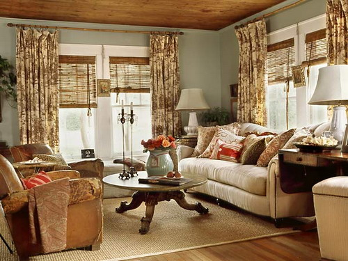 Cottage Decorating Ideas Living Room: The Different Cottage Decorating Ideas In Order To Give