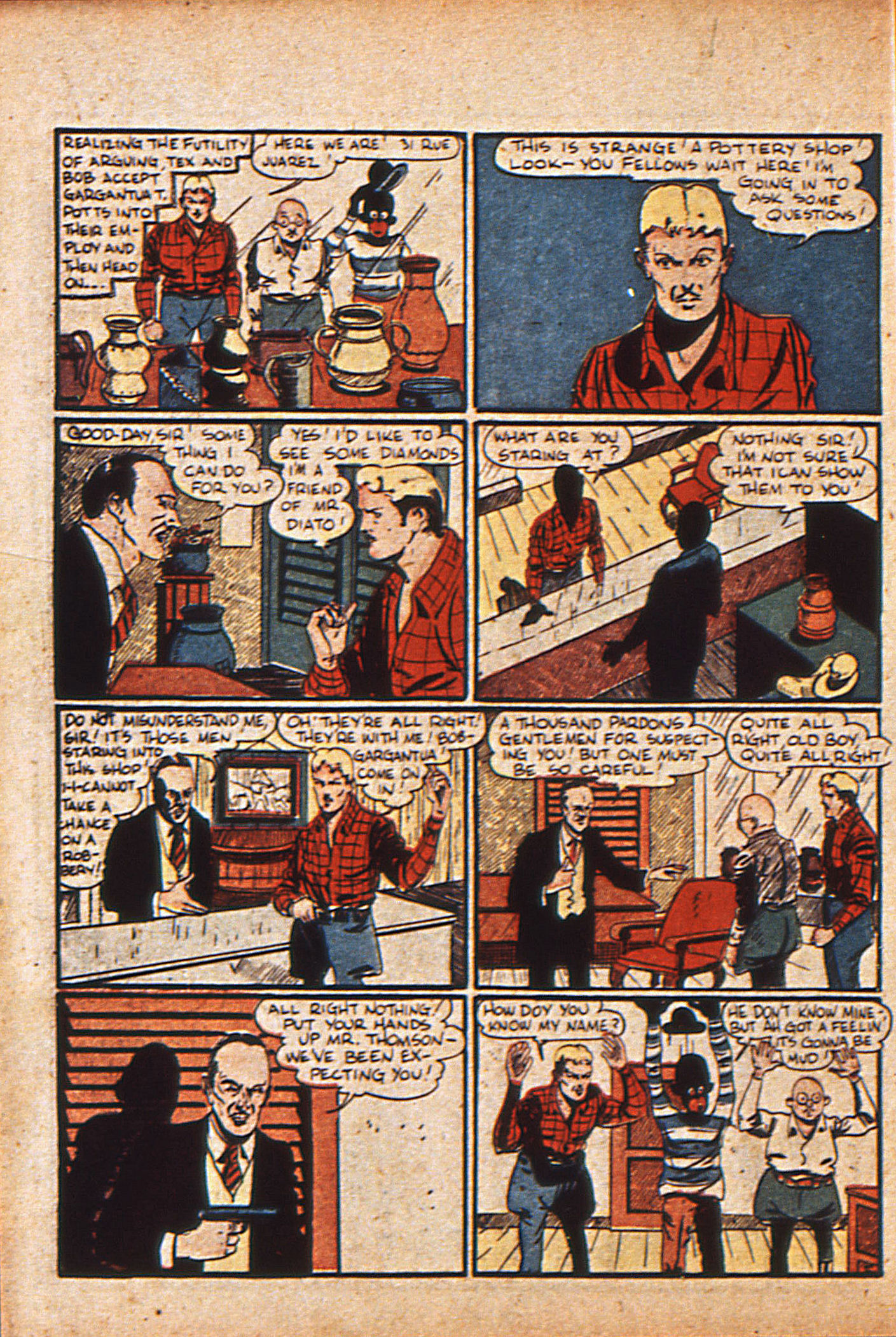 Read online Action Comics (1938) comic -  Issue #15 - 41