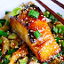 Miso Glazed Black Cod On Baby Bok Choy And Shiitake Mushrooms Recipe