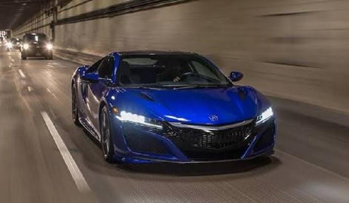 Yeni Honda NSX Sevilmez mi?